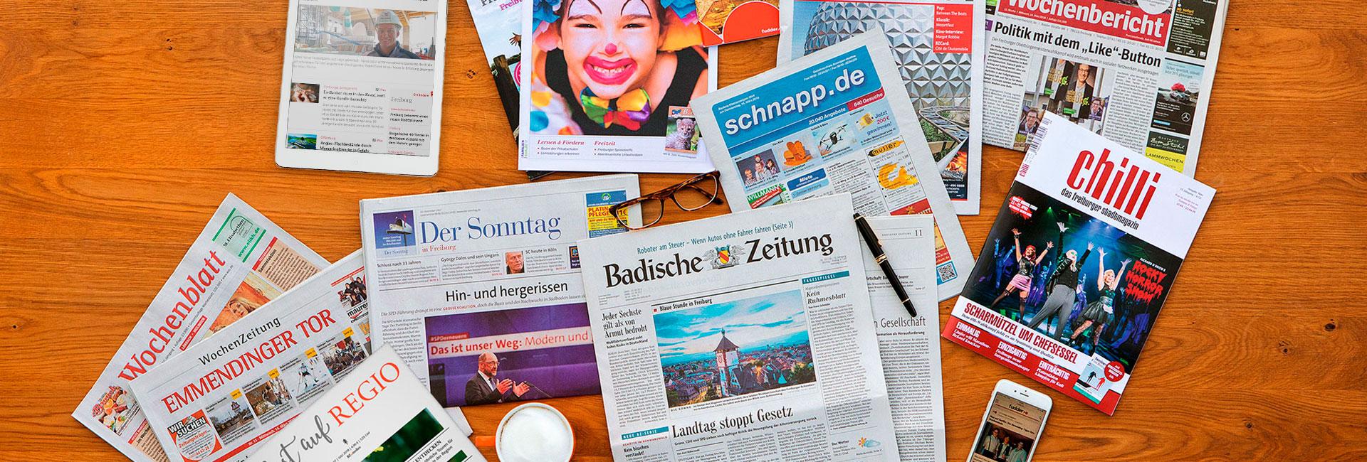 Badischer Verlag GmbH & Co. KG
